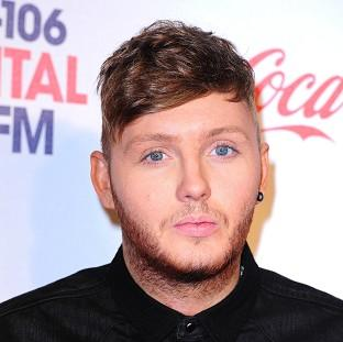 James Arthur said he was concentrating on his music