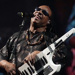 Stevie Wonder has signed up for the two-day Calling Festival