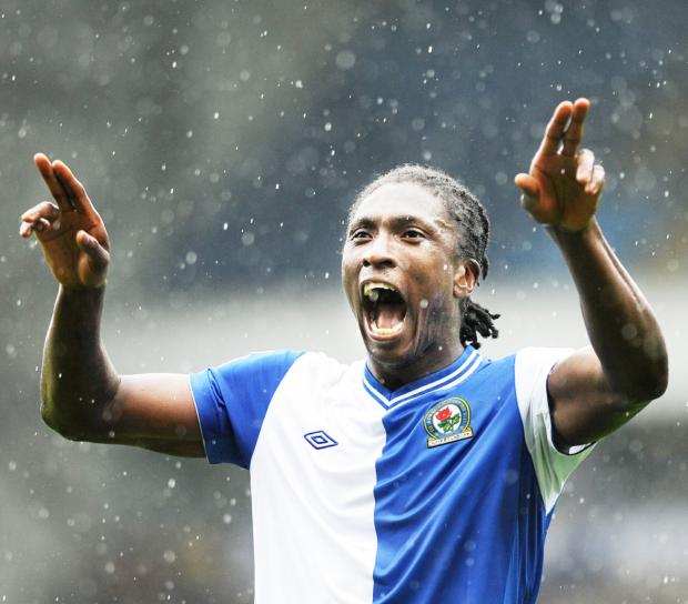 Dickson Etuhu has left Blackburn Rovers by mutual agreement