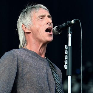 Paul Weller will perform at 2014's T In The Park