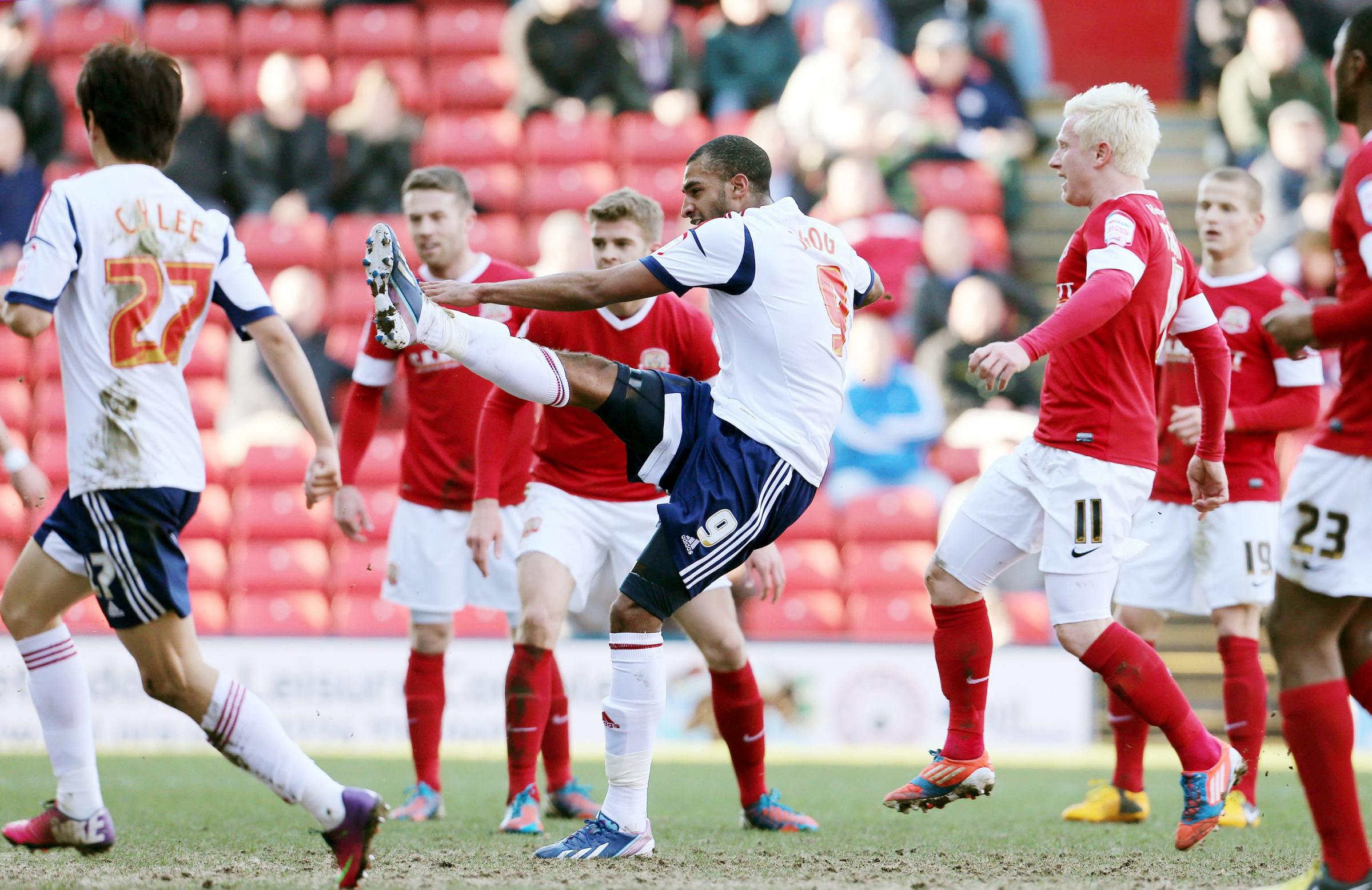 FLASHBACK: Dawson strikes as Bolton Wanderers win three in a row