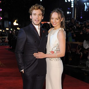 Sam Claflin and Laura Haddock would like to work together