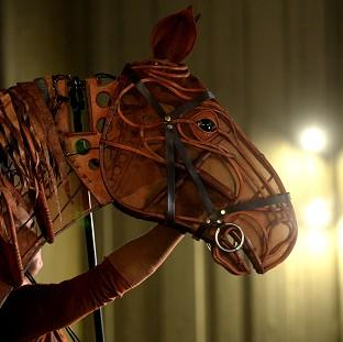 Musicians in the West End production of War Horse wanted an order saying they cannot be