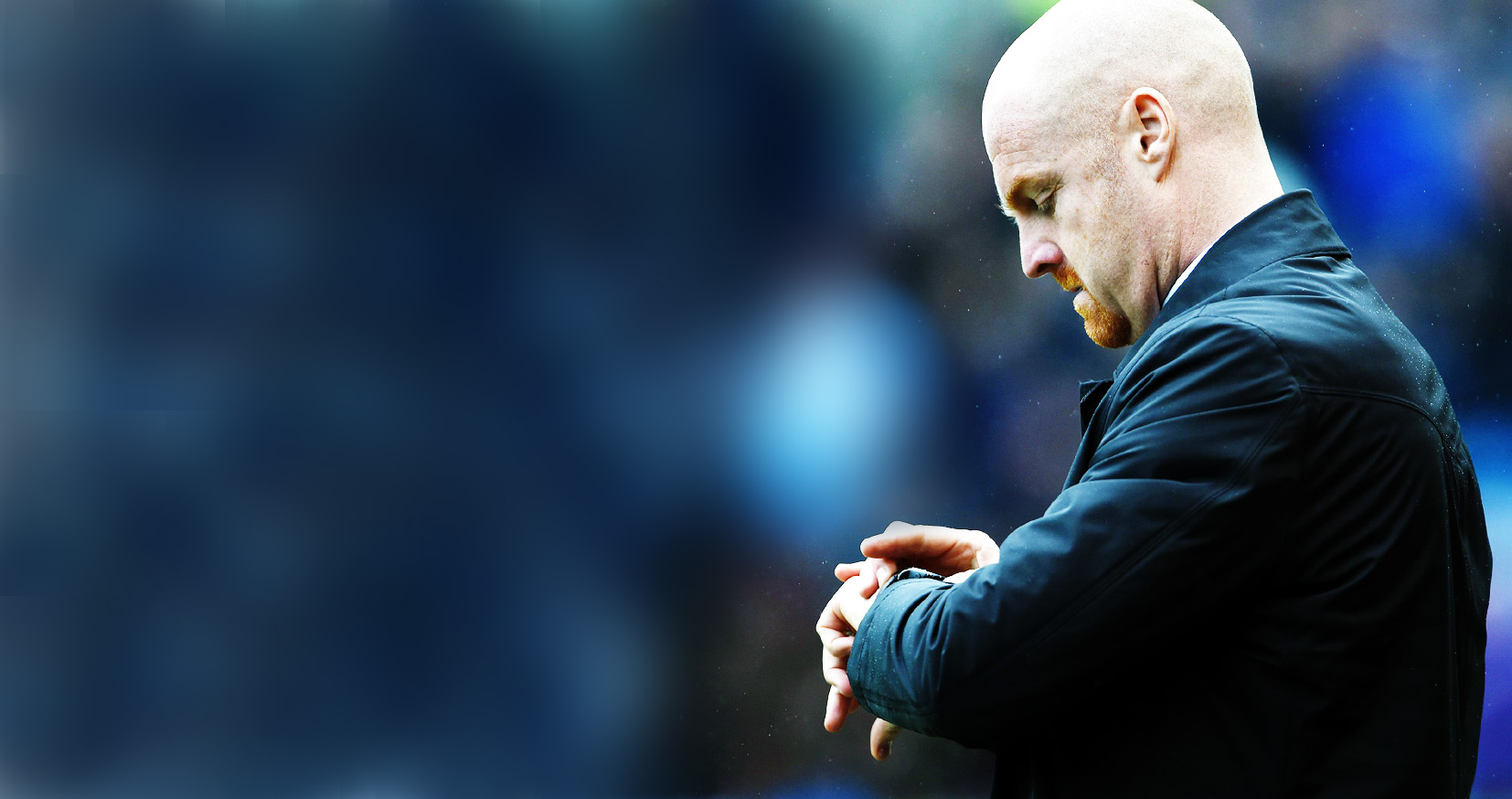 Sean Dyche will take Burnley up, according to Martin Dobson
