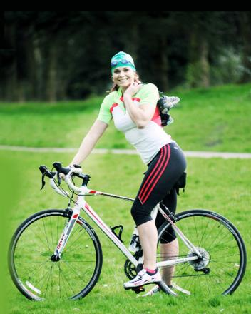 Physio training for triathlon to raise cash for Macmillan Cancer Support