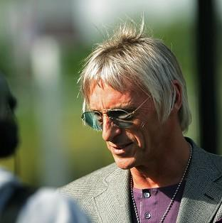 Paul Weller was unhappy at pictures being taken of his children