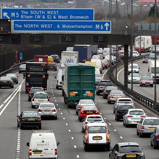 Up to 16 million cars will be on the move over the bank holiday