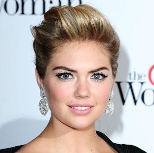 Kate Upton says her co-stars helped her feel comfortable filming The Other Woman