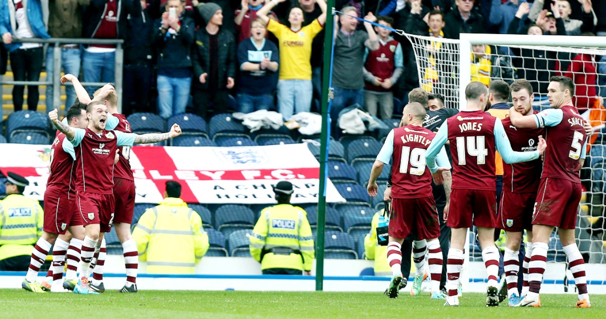 After a tough season, Burnley players deserve the chance to celebrate promotion with the fans