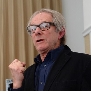 Ken Loach is one of the 18 film-makes vying for the Palme d'Or