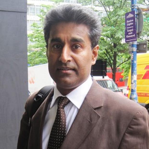 "This Is Lancashire: Raj Mattu was ""vilified and bullied"" by the University Hospital of Coventry and Warwickshire NHS Trust, according to his lawyers"