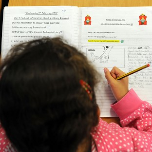 Teachers are worried that tests for four-year-olds could damage their education
