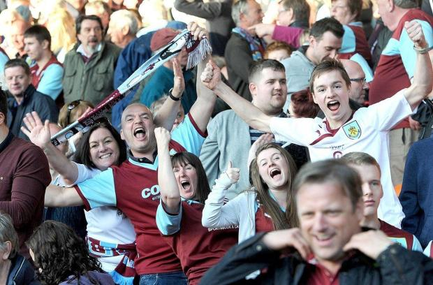 Police call for calm as Clarets prepare to face Manchester United