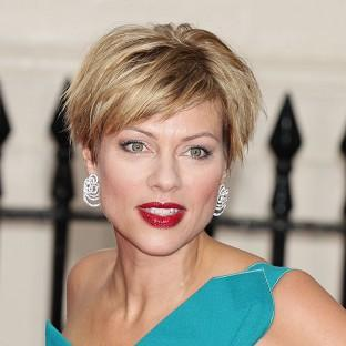 Kate Silverton is pregnant for the second time