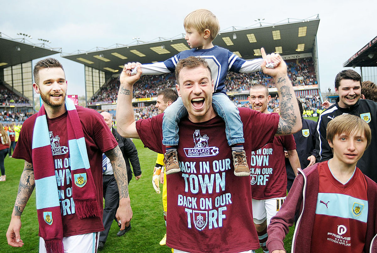 Burnley promotion really is a Barnes stormer