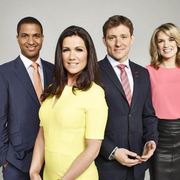 This Is Lancashire: Good Morning Britain's high salaries could alienate viewers, Nick Owen has warned