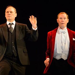 Mark Heap and Robert Webb star as Jeeves and Wooster in Perfect Nonsense