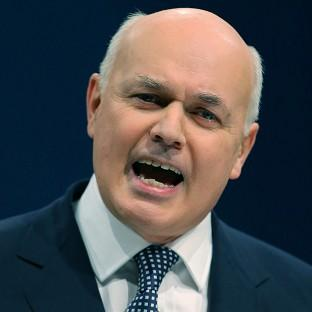 Iain Duncan Smith said Scottish Government proposals 'would risk the well-being of vulnerable people'