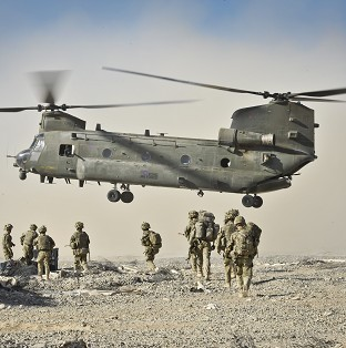 The Defence Select Committee said the Afghanistan and Iraq conflicts meant there was a
