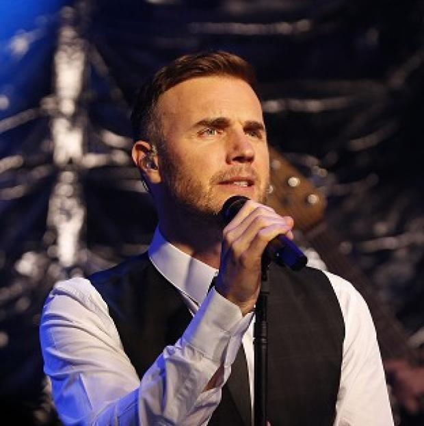 This Is Lancashire: Gary Barlow has been talking about his early days in Take That