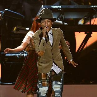 Pharrell Williams almost missed out on singing Happy