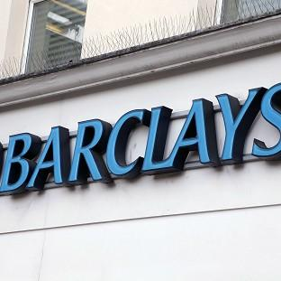 Barclays' profits fell to �1.69bn in the first quarter because of a slump in earnings in its investment bank