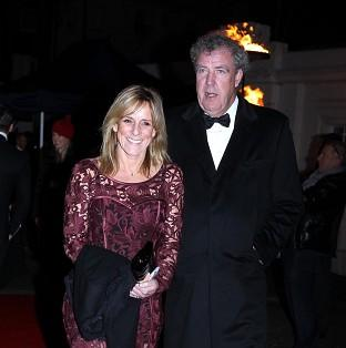 Jeremy Clarkson and his wife Frances are reportedly divorcing