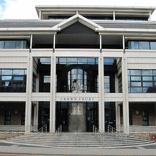 A 31-year-old man is on trial at Kingston Crown Court accused of going to Syria for terrorist training