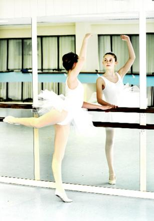 Blackburn ballet girl Lucy takes a step towards the top