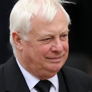 Lord Patten is stepping