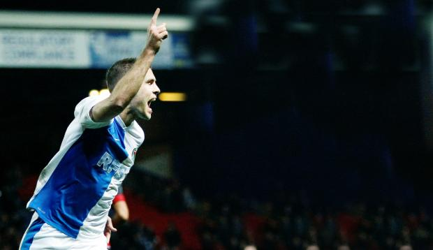 This Is Lancashire: Storming finish to season gives us belief, says Rovers ace Spurr