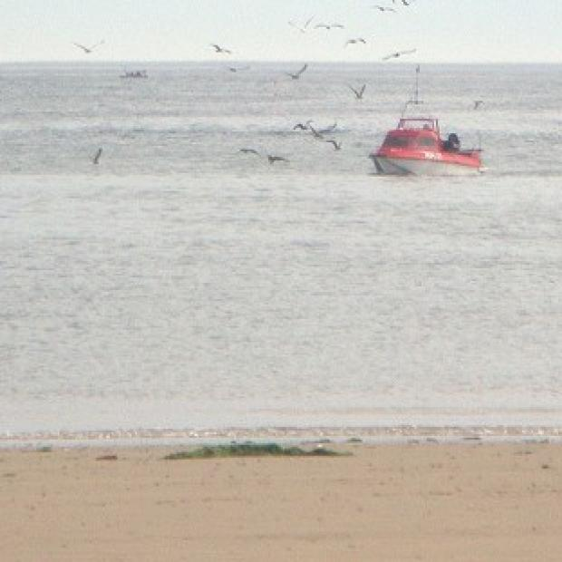 This Is Lancashire: A windsurfer brought to shore in Redcar, Cleveland by rescue services has died.
