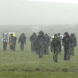 This Is Lancashire: The Ten Tors Challenge is gruelling