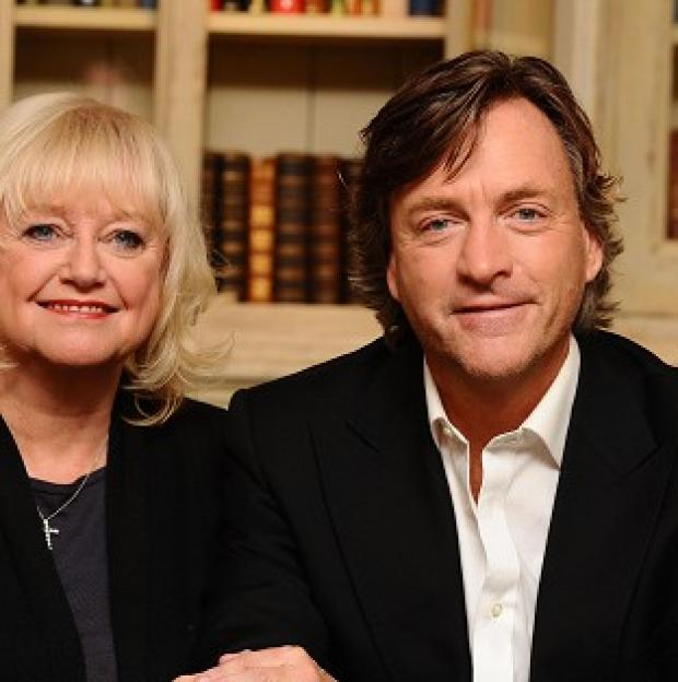 This Is Lancashire: Judy Finnigan and Richard Madeley have been talking frankly about death