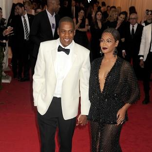 Jay-Z and Beyonce attended the Met Gala event at the Metropolitan Museum of Art in N