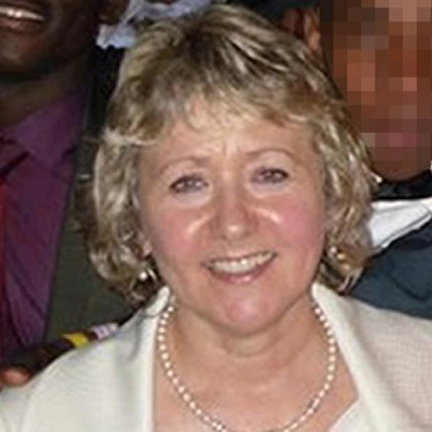This Is Lancashire: Ann Maguire was stabbed to death as she taught a Spanish class at Corpus Christi Catholic College in Leeds