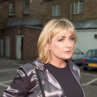 Caroline Aherne is recovering from lung cancer