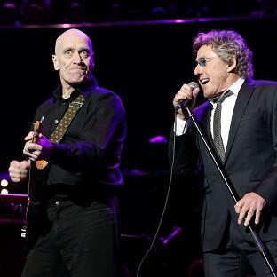 Roger Daltrey is hoping to work with Wilko Johnson again