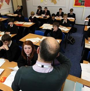 Academics have suggested pupils refer to their teachers by their first names