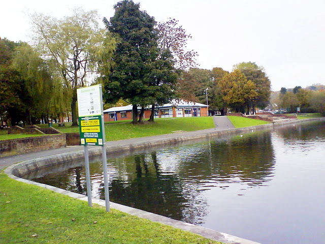 Clarence Park in Bury