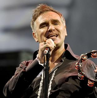 Morrissey is a prominent vegetarian and vocal o