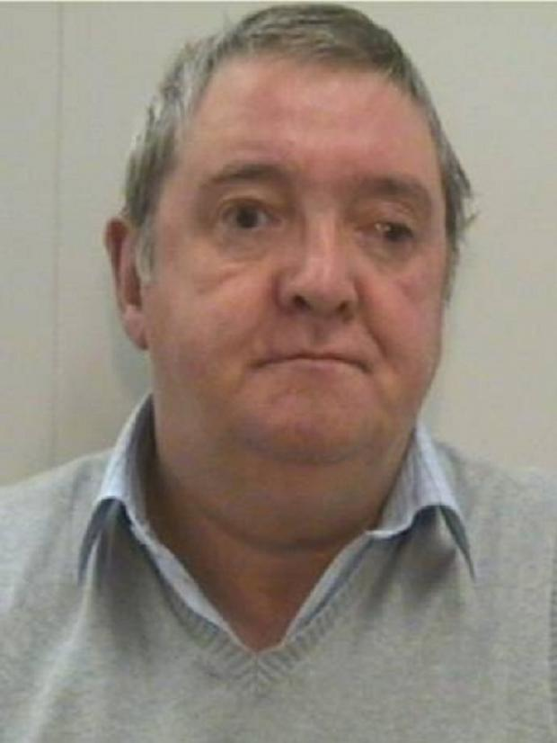 This Is Lancashire: JAILED: Harry Hankinson, one of the UK's most prolific shoplifters