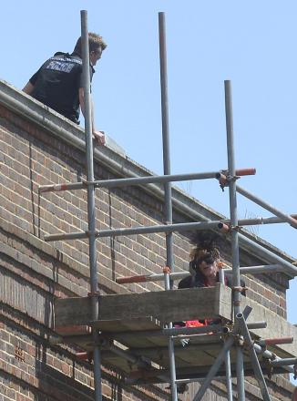 Blackburn company Training 2000 delivers first scaffolding learning course