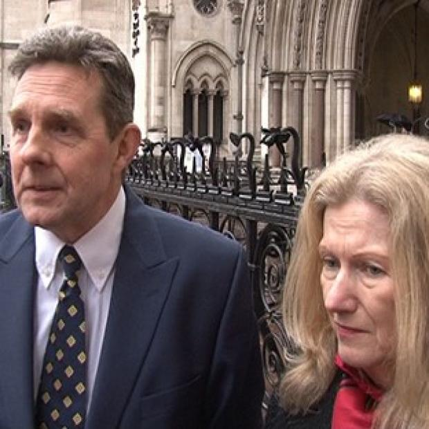 This Is Lancashire: Paul and Sandra Dunham face extradition to the US