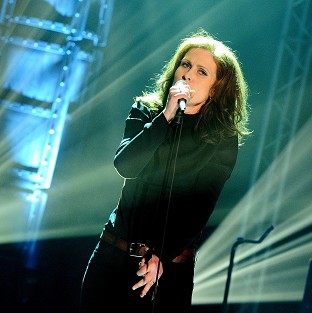 Alison Moyet feared leaving the house