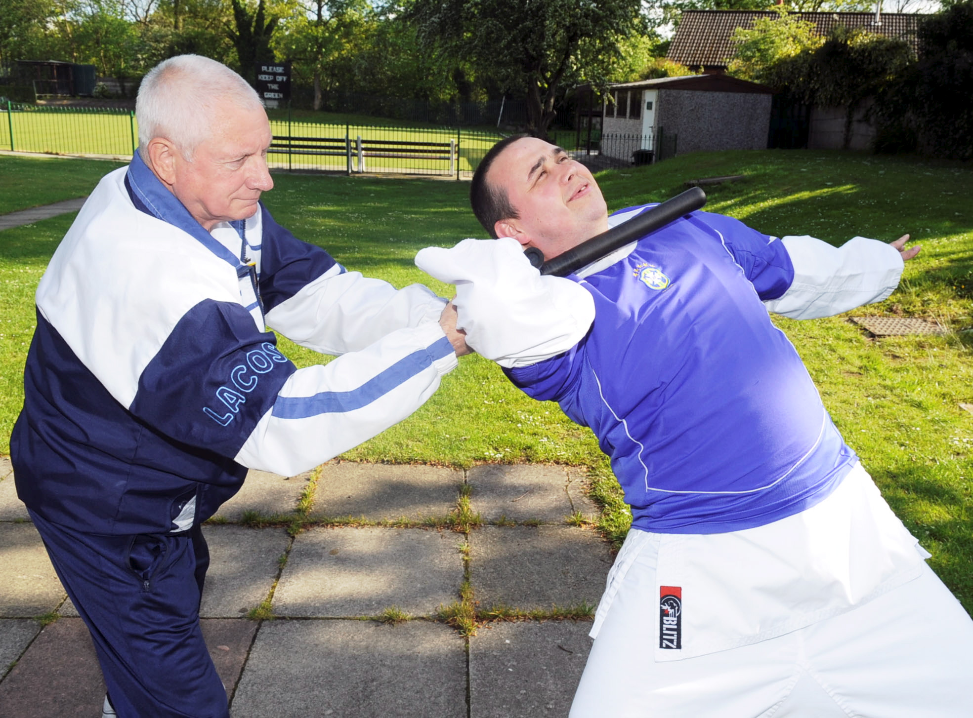Bolton martial arts expert trains Brazilian special forces ahead of World Cup