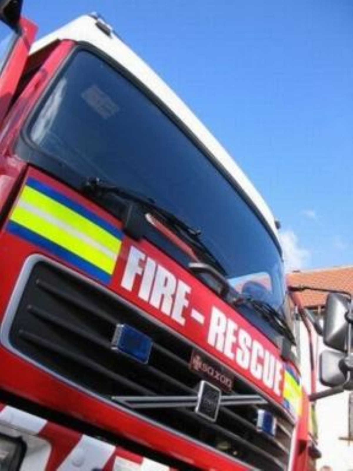 Blackburn industrial estate evacuated after fire involving gas cylinder