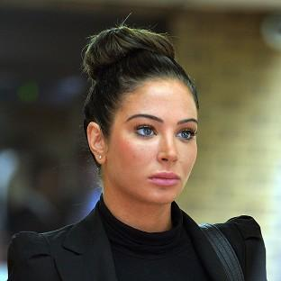 This Is Lancashire: Former X Factor judge Tulisa Contostavlos denies assault.