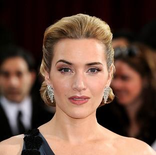 This Is Lancashire: Kate Winslet likes the fact that her husband is a bit of an enigma