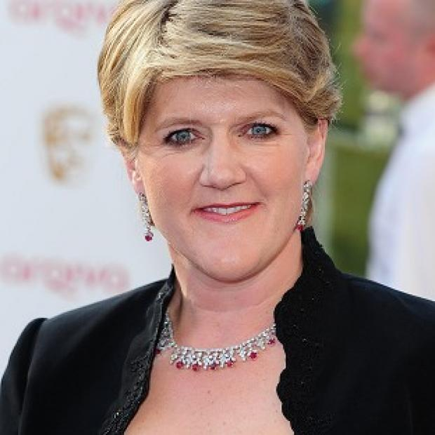 This Is Lancashire: Clare Balding had previously been the station's Wimbledon host but was unable to front the coverage due to other commitments